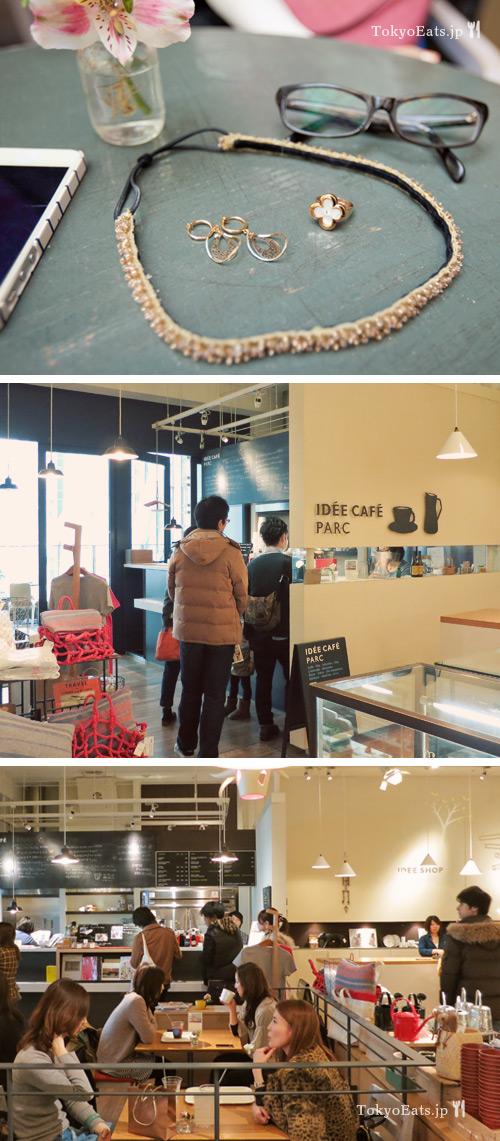 IDEE CAFE PARC