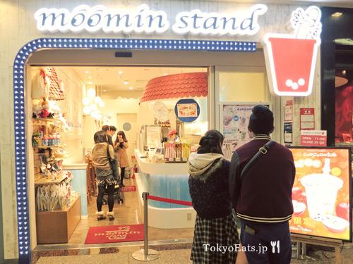 Moomin Stand