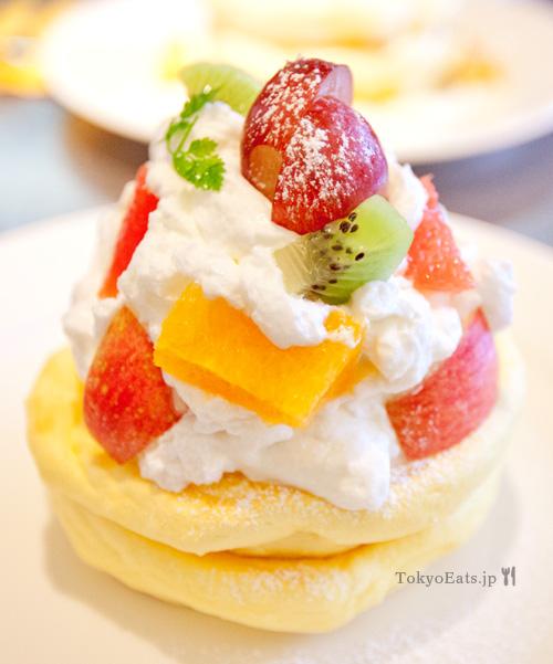 Rainbow Pancake