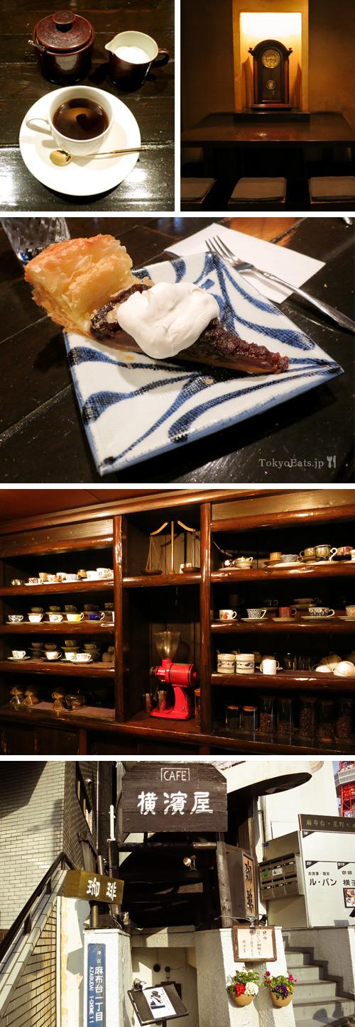 Cafe Yokohamaya