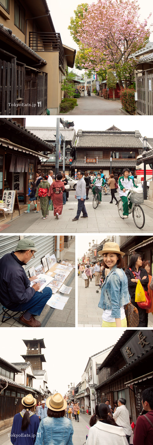A Day Trip to Kawagoe: Part 1