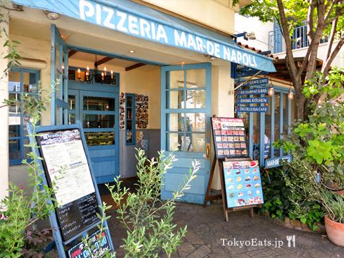 Mar-De Napoli Pizzeria