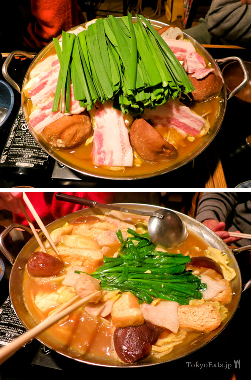 Sumo Wrestler Stew (Chankonabe) Recipe — Dishmaps