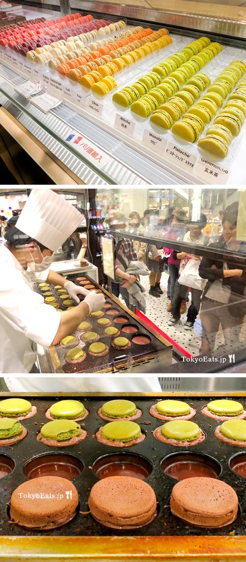 Patisserie Sadaharu Aoki Paris Shibuya Hikarie ShinQs店